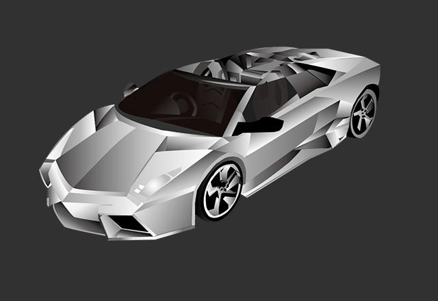 概念车玻璃