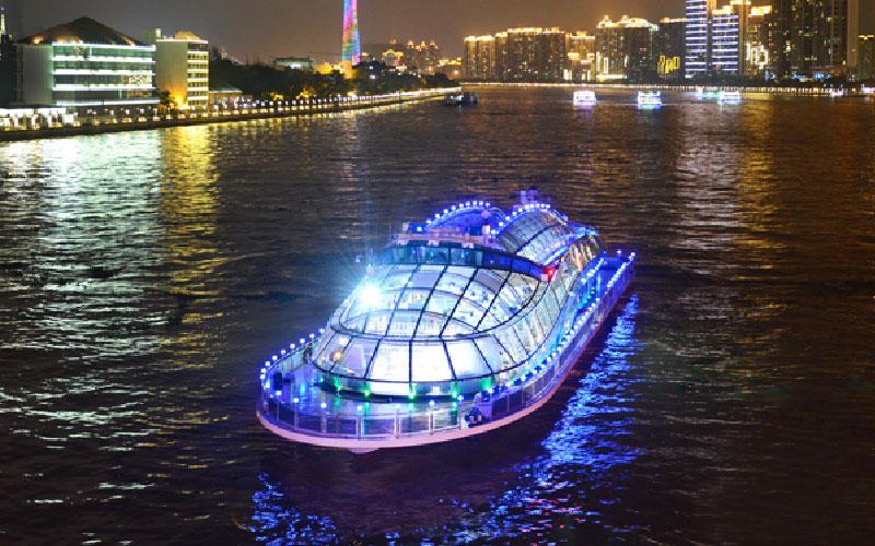 珠江水晶号游船